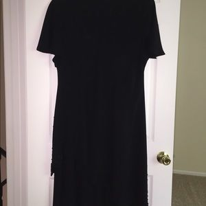 Dress Barn Dresses - Women's Black Cocktail Dress